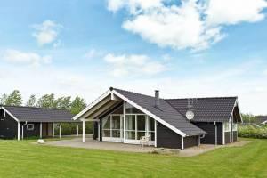 Landhuis in Hemmet met overdekt terras