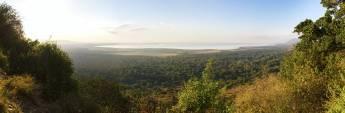 Kanufahren am Lake Manyara National Park