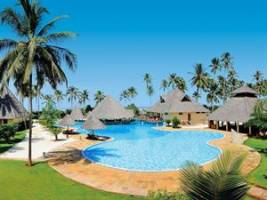 Neptune Pwani Beach Resort en Spa