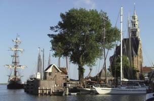 Fietscruise Rondje Nederland met de IJssel en het IJsselmeer