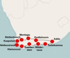 Zuid-Afrika per camper (17 dagen)