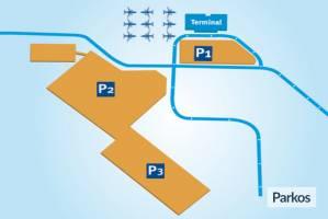 P3 Weeze Airport