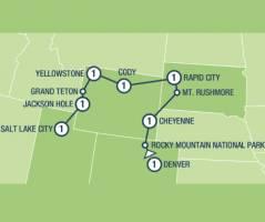 Rocky Mountain High (9 dagen)
