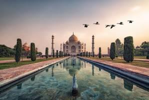 Roadtrip nach Agra und eine unvergessliche Besichtigung