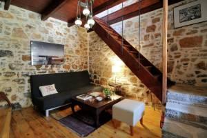 Villa Evenos Elounda Traditional Art Suites