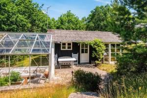 Idyllisch vakantiehuis in Jutland in de natuur