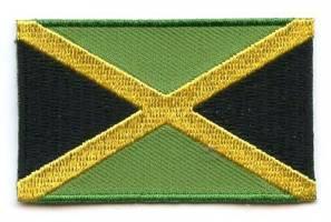 Vlag patch Jamaica