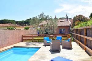 Vakantiehuis in Saint-Aygulf met zwembad, in Provence-Côte d'Azu