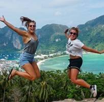 22-35ers reis Thailand