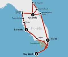 Best of Florida (12 dagen)