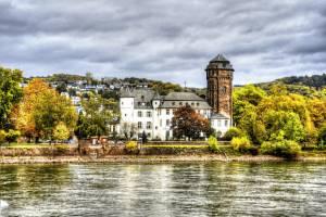Vierlandencruise Herfstkleuren langs de Rijn