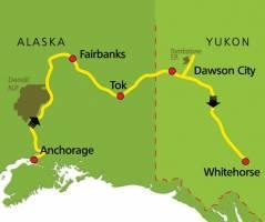 Impressie Alaska & Yukon (12 dagen)