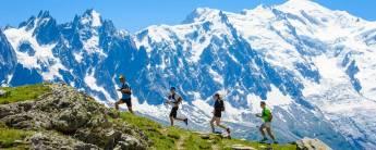 Trailrun vakantie voor gevorderden in Argentière - 7 dagen