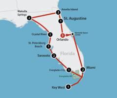 Discover Florida (18 dagen)
