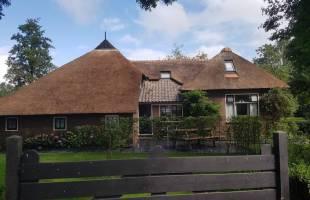 Natuurhuisje in Giethoorn