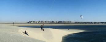 Kitesurfvakantie voor experts in Dakhla Marokko - 8 dagen