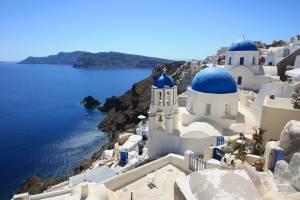 8-daagse reis Naxos - Santorini