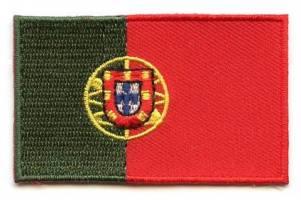 Vlag patch Portugal
