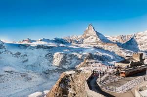 Ski- en excursiereis Winter in de Zwitserse Alpen