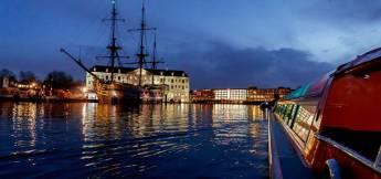 Amsterdam Evening & Night Boat Tour