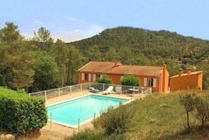 Vakantiehuis in Entrecasteaux met zwembad, in Provence-Côte d'Az