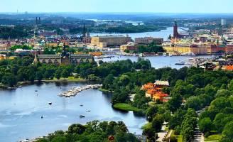 Ontdek de ongerepte natuur van Zweden