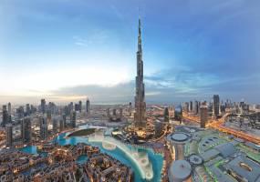 Private moderne Dubai-Tour mit Einschienenbahn