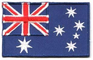 Vlag patch Australië