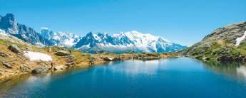 Trekkingvakantie in Argentière - de 5 bergtoppen route - 7 dagen