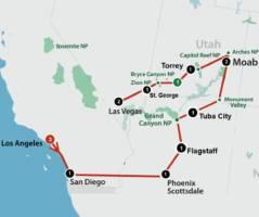 Southwest Explorer (16 dagen)