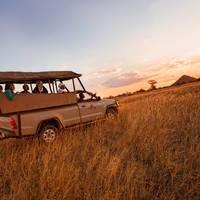 10/11-daagse autorondreis - inclusief vliegreis Ultimate Safari