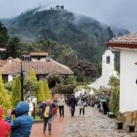 Complete your bucket list with a half-day trip to Bogotá