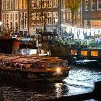 Amsterdam Light Festival 2022 Semi-Open Boat Cruise