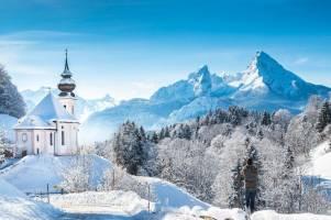 Winterreis Winterwonderland Berchtesgaden am Königssee - Oad bus