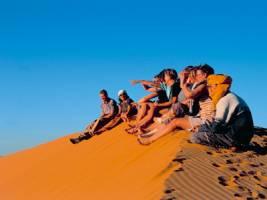 Groepsreis Marokko Zuid; Van woestijn naar zee