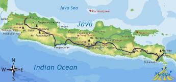 Rondreis 22 dagen avontuurlijk en cultureel Java en Bali