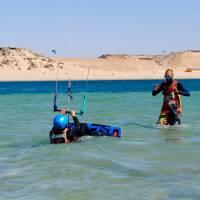 Kitesurfvakantie voor beginners in Dakhla Marokko - 8 dagen