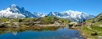 Trekking vakantie Mont Blanc voor beginners in Argentière - 7 da