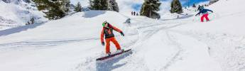 Off-piste expert / Splitboard Val d'Isere