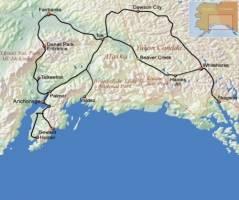 Avontuurlijk Alaska & Yukon (23 dagen)