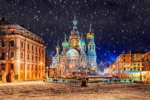 Kerstspecial Sint-Petersburg