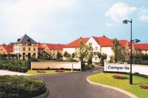 Oad magisch voordeel - Hotel Campanile Val de France