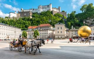Salzburg Wandeltour