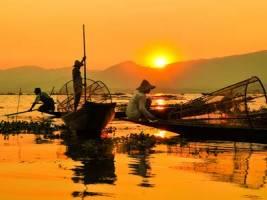 Groepsreis Myanmar in 2 weken; Tropische trip door voormalig Bir