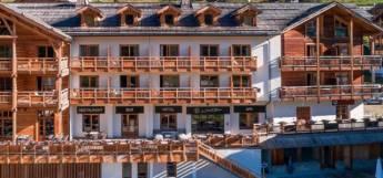 Le Chalet Blanc Hotel & Spa