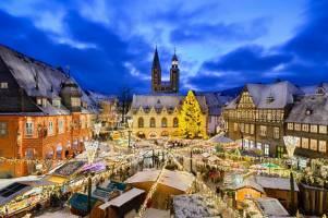 Kerstreis door het hart van Harz