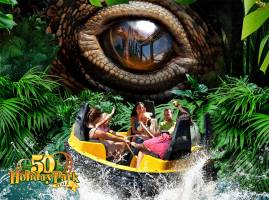 Entreeticket Holiday Park