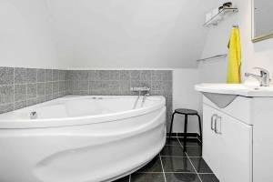 Rustig vakantiehuis in Lemvig met whirlpool