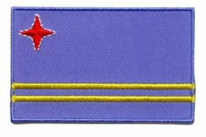 Vlag patch Aruba