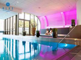 BLUE Wellnessresort Sittard in het Zuid-Limburgse Heuvelland